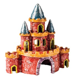Aquaria GloFish Ornament Castle Large