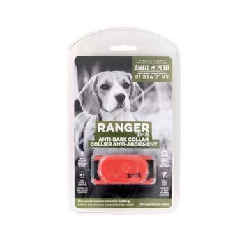 Dog & cat (W) Ranger by Zeus Anti-Bark Collar - Small