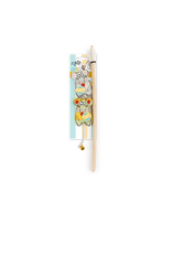 Dog & cat AFP Catoon Curious Mice Wand
