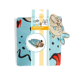 Dog & cat AFP Catoon Cat Sack