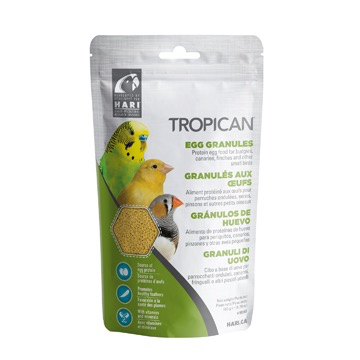 Bird HARI Tropican Egg Granules - 150 g (5.29 oz)