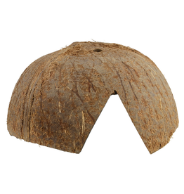 Reptiles (W) Jurassic Reptile Products<br /> Coconut Hut Hide
