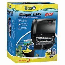 Aquaria (D) TS WHISPER FILTER EX45
