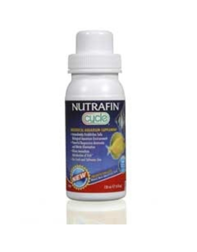 Aquaria NF Cycle  Bio.Ftlr. Suplmnt,120ml