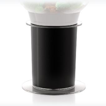 Aquaria (D) BIO-ORB 105 STAND BLACK