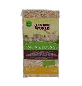 Small Animal LW Aspen Shaving 20L-V