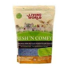 Small Animal LW Fresh n Comfy Bdng 10L-Blue-V