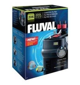 Aquaria Fluval 206 Canister Filter (MSRP-299.99)