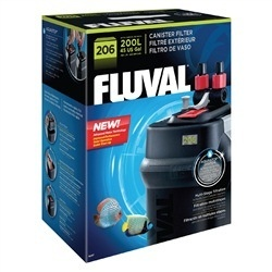 Aquaria Fluval 206 Canister Filter