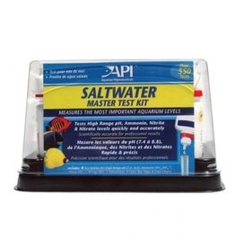 Marine AP TEST KIT SALT MASTER LIQ.