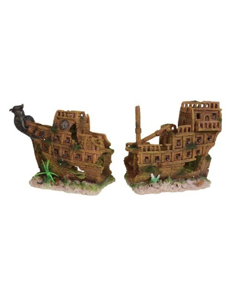 Aquaria UT MEDIEVAL BATTLESHIP MD(2PC)