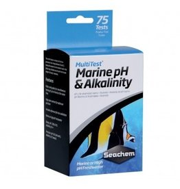 Aquaria (W) SM M'TEST PH/ALKALINITY KIT