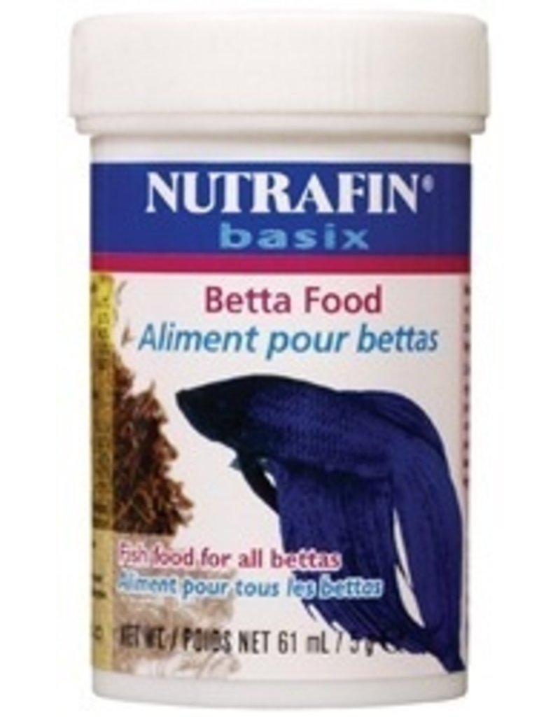 Aquaria Nutrafin basix Betta Food
