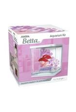 Aquaria Marina Betta Kit Flower Theme