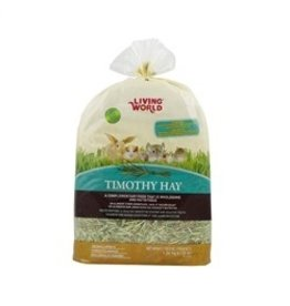 Small Animal Living World Timothy Hay 48oz, (1362g)