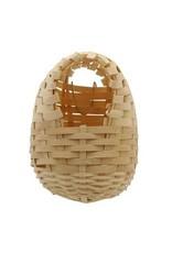 Bird LW Bird Nest, Bamboo, Large
