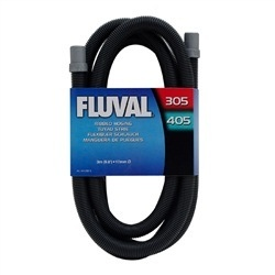 Aquaria (W)  Fluval Ribbed Hosing for 304, 404,305,405