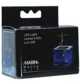 Aquaria Marina Betta Kit LED light-V