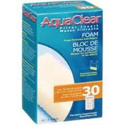 Aquaria AquaClear 30/150 Foam Filter ins.-V