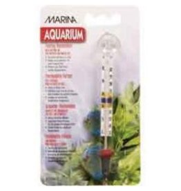 Aquaria Marina Floating Thermometer Lrg. C & F-V
