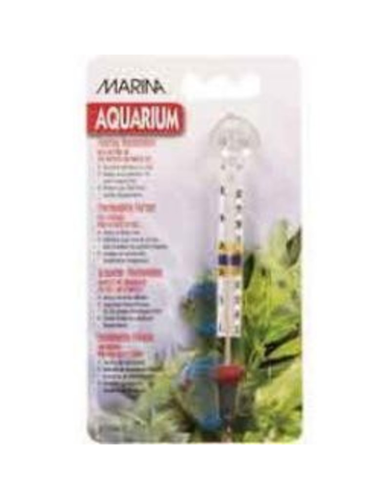 Aquaria Marina Floating Thermometer Lrg. C & F-V