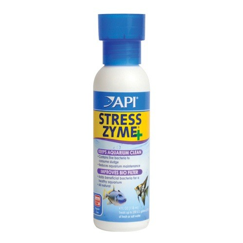 Aquaria AP STRESS ZYME 4 OZ
