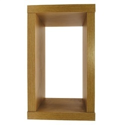 Aquaria (D) FL Nano Stand, Natural Oak,54.5x32x32cm