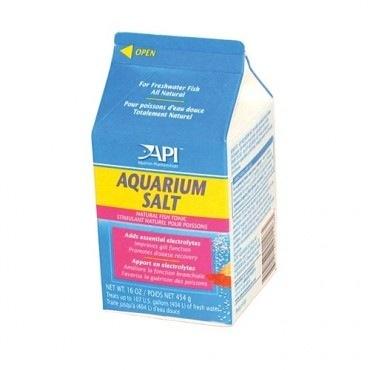 Aquaria AP AQUARIUM SALT 16OZ