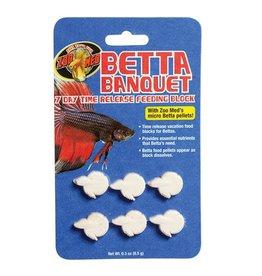 Aquaria ZM BETTA BANQUET BLOCK REG.