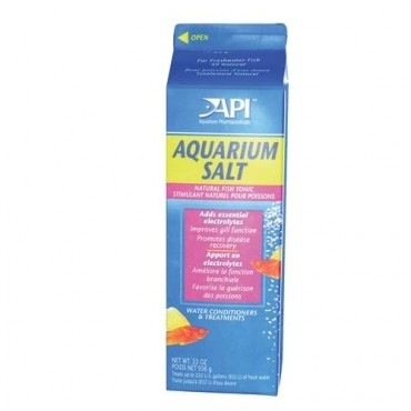 Aquaria AP AQUARIUM SALT 33OZ