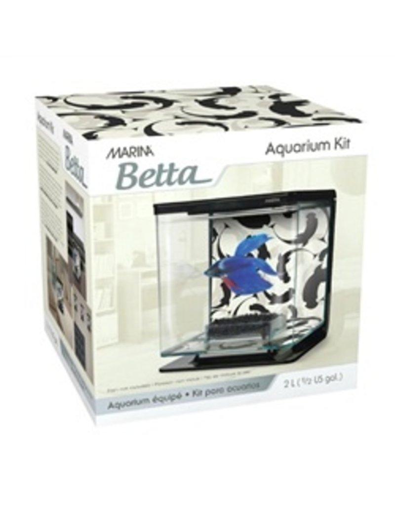 Aquaria Marina Betta Kit Ying Yang Theme