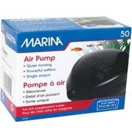 Aquaria Marina 50 Air pump-V