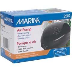 Aquaria Marina 200 Air pump-V