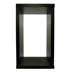 Aquaria (D) FL Nano Stand, Black,54.5x32x32cm