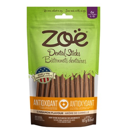 Dog & cat (W) Zoe Adult Anti-Ox. Treat Sticks, Lge