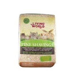 Small Animal (W) Living World Pine Shavings 4 c.ft-V
