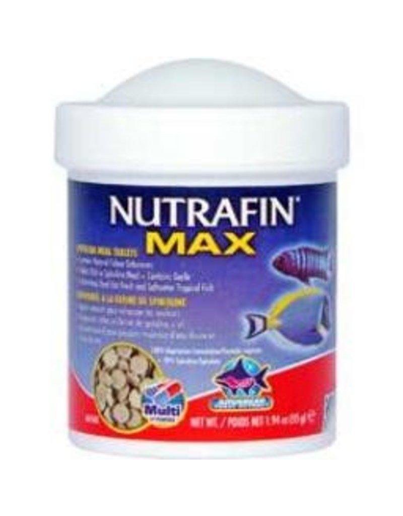 Aquaria (P) NFM Spirulina Tablets. 55g (1.94oz)-V