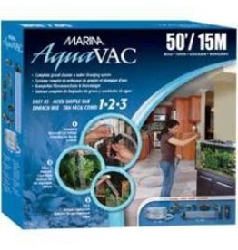 Aquaria (W) MA Aqua-Vac Water Changer w/ 50ft Hose-V