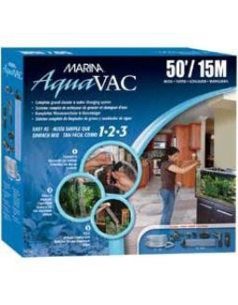 Aquaria (W) MA Aqua-Vac Water Changer w/ 50ft Hose-V