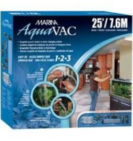 Aquaria (W) MA Aqua-vac Water Changer w/ 25ft Hose-V