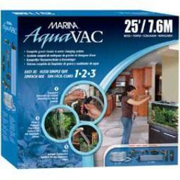 Aquaria (W) MA Aqua-vac Water Changer w/ 25ft Hose-V