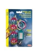 Bird LW Bird 3 Toys Assortment #1 - Value Pack