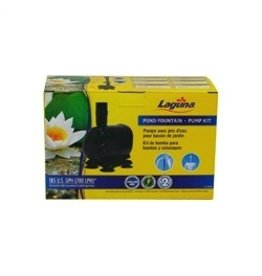 Pond LG Fountain Pump 700LPH (185US GPH)