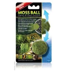 Reptiles Exo Terra Moss Ball-V