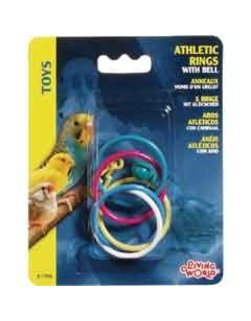 Bird LW Athletic Rings W/Bell-V