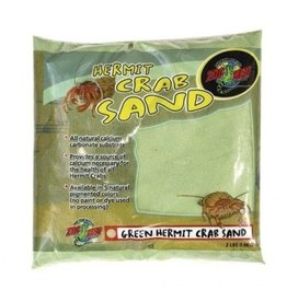 Reptiles ZM HERMIT CRAB SAND GN