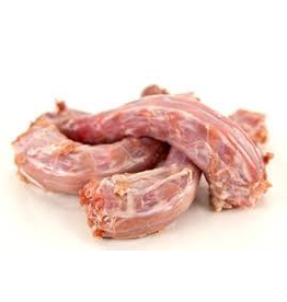 Dog & cat Pets4Life Raw Chicken Necks 2 lb/pkg