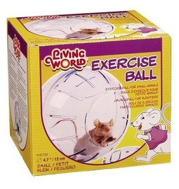 Small Animal Living World Exercise Ball with Stand - Small