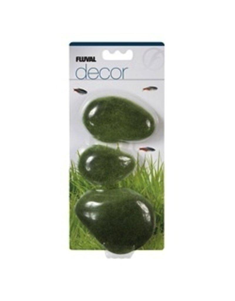 Aquaria Fluval Decor - Moss Stones - Large