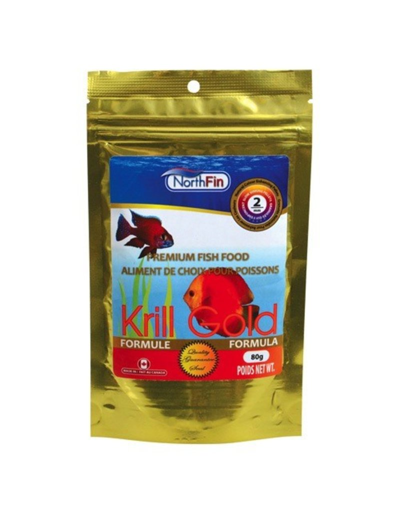 Aquaria NF KRILL GOLD 2MM 80G